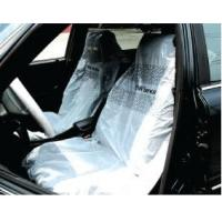 China Anti Dust Disposable Car Seat Protectors Auto Seat Covers CE ISO Approved on sale