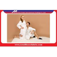 Buy cheap Couples Luxury Bathrobes Double Layer Waffle Wave Robe with 100 Cotton Lining from wholesalers