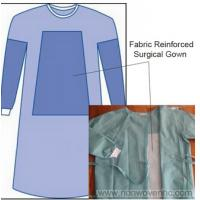 Buy cheap PP / SMS nonwoven fabric Surgical Gown from wholesalers