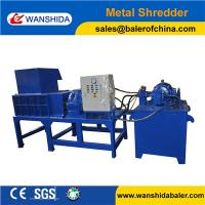 China Scrap Metal Shredder on sale