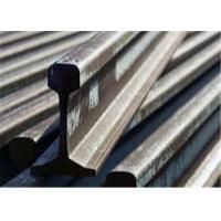 Buy cheap Silver Color Light Steel Rail GB11264-89 Standard For Tracks Construction from wholesalers
