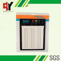 Buy cheap Big Size Soldered Breadboard Electronic Prototype Board 4 Binding Posts from wholesalers