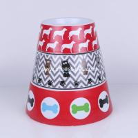 Buy cheap high quality melamine dog food bowl, pet products from wholesalers