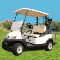 Buy cheap Excar 48V Electric Golf Car Pearlized Trojan Battery Aluminum Chassis from wholesalers