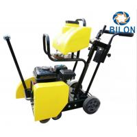 Buy cheap 4KW Small Road Cutting Machine Rotary Speed 3600 Water Tank 35L from wholesalers