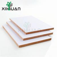 Buy cheap White Melamine MDF From China Factory Melamine MDF Slatwall Panel Fiber Board MDF Manufacturer from wholesalers