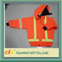 Buy cheap Waterproof Warmly Reflective Safety Vests With Pockets S - 3XL For Traffic from wholesalers