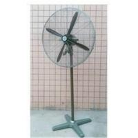 Buy cheap 160 W Electric Stand Fan , Industrial Pedestal Fan With 4 Aluminum Blades from wholesalers