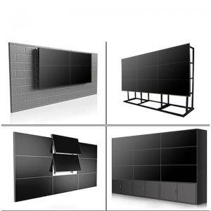 Buy cheap LVDS RS232 700cd/m² 1920x1080 LCD Splicing Video Wall Display Panel product