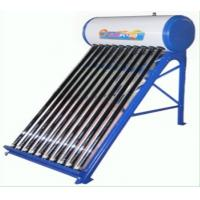 Buy cheap SUS304-2B Inner Tank Thermosyphon Compact Non-Pressurized Solar Water Heater 80L 10 Tube from wholesalers