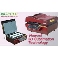 Buy cheap 3D Heat Transfer Machine Vacuum III, 3d sublimation vacuum heat press machine from wholesalers