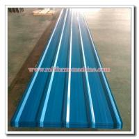 Buy cheap Color Prepainted RAL Color Trapezoid Profile Roofing Sheet with Four or Five Corrugations IT4 IT5 from wholesalers