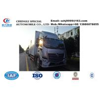 Buy cheap 2020s best seller  high quality lowest price FOTON AUMARK 4tons cold room truck with CARRIER freezing reefer for sale product
