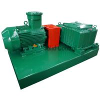 Buy cheap Well Drilling Fluid Agitator Equipment , 18.5KW Motor Power Gearbox Agitator from wholesalers