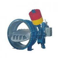 Buy cheap Hydraulic Counterweight Butterfly Valve from wholesalers