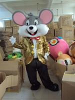 Buy cheap Formal dress Mouse mascot fancy dress custom mascot made,cartoon costume,suit clothes from wholesalers