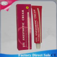 Buy cheap New 10g Professional Eye Anaesthetic Numb Pain Killer Cream Pain Relief Cream For Eyebrow&Eyeliner Tattoo from wholesalers