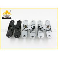 Buy cheap Zinc Adjust Concealed Interior Wood Wardrobe Door Hinges 180 Degree from wholesalers