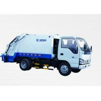 Buy cheap Rear Loader Garbage Truck, XCMG Garbage Compactor Truck XZJ5070ZYS self compress, self dumping for collecting refuse from wholesalers