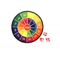 Buy cheap Multicolor Kids Sports Toys Children's Velcro Dart Board With Balls 6 Pattern from wholesalers