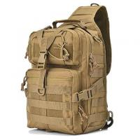 Buy cheap Outdoor Travelling Hiking Camping Shoulder Bag Pack , Tactical Assault Pack from wholesalers