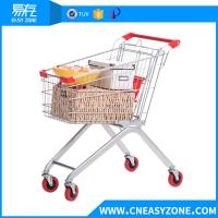 Buy cheap European-style supermarket shopping cart from wholesalers