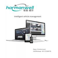 Buy cheap 4ch HD 720P HDD AHD MDVR GPS+3G plus Vehicle CCTV Camera with CMS Web Client product