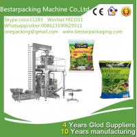 Buy cheap Automatic Fresh vegetables Packing Machine with metal detector machine & Nitrogen making machine from wholesalers