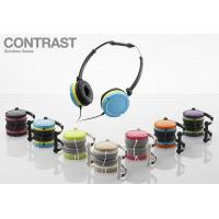 Buy cheap Foldable Noise Cancelling Stereo Headphones , Over Head Headset For Running from wholesalers