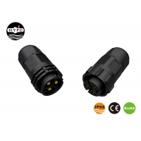 Buy cheap Quick Lock M26 600V 23.6mm Circular Pin Connector from wholesalers