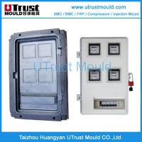 China SMC/fiberglass Press mould  Outdoor SMC electric  meter box  mould /SMC Electric mould on sale