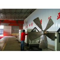 Buy cheap high speed customized boat marine propeller from wholesalers