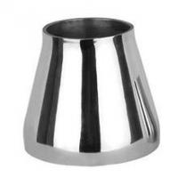 Buy cheap Equal Type Stainless Steel Sanitary Fittings Concentric or Eccentric Reducer from wholesalers