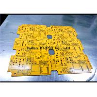 Buy cheap Single Sided Circuit Board  CEM-1 PCB Materials Consumer Electronics Pcb Switch Controller product