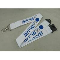 China Bottle Holder Personalized Lanyards Printing Polyester Key Chain Customized Lanyards on sale