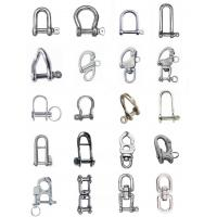 Buy cheap stainless steel shackles from wholesalers