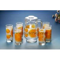 Buy cheap Glass sets,  water cup,  glass jar from wholesalers
