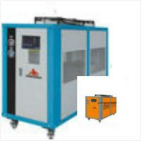 Buy cheap Large Size 50 HP Compact Water Chiller With Finned Copper Type Air Condenser from wholesalers