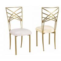 Buy cheap Wedding Party Event Iron metal frame Chameleon Chair Dining Chair from wholesalers