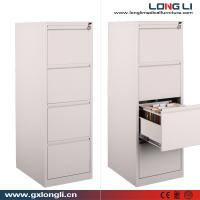 Buy cheap Four drawer steel file cabinet from wholesalers