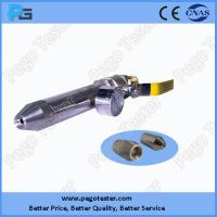 Buy cheap China Supplier Calibrated Environmental Testing Machine IPX5 6.3mm and IPX6 12.5mm Hose Nozzle with Digital Flowmeter from wholesalers