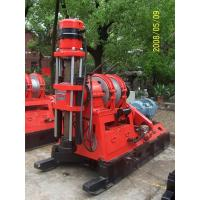 Buy cheap XY-4-3A Engineering Drill Rig Reverse Circulation , Skid Mounted Drilling Rig product