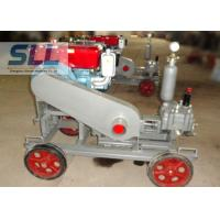 Buy cheap 2 MPa Pressure Cement Grouting Pump With Gear Reducer Low Failure Rate from wholesalers