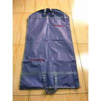 Buy cheap Luxury Fold Up Garment Bag  200D Polyester Embroider Webbing Handled from wholesalers
