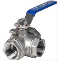 Buy cheap Motorized Ball Valve 2 way 3-way /trunnion ball valve/brass ball valve/electric valve/stainless steel ball valve from wholesalers