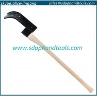 Buy cheap 12″ Double Edge Bush Hook; 36″ wooden axe Handle from wholesalers