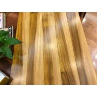 Buy cheap Multi colored African iroko solid wood flooring from wholesalers