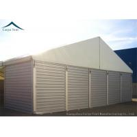 Buy cheap 12m * 35m Movable Commercial Logistics Warehouse Tents With Sandwich Panel Wall from wholesalers