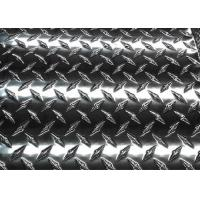 Buy cheap Slip Resistant 3003 Aluminum Diamond Plate Easy Fabricate For Trailers from wholesalers