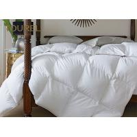 Buy cheap Wholesale Hotel Duvet Bedding 200TC White Plain Percale Fabric product